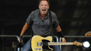 Bruce Springsteen changes the World!